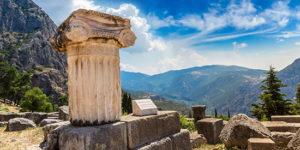 delphi ancient ceremony