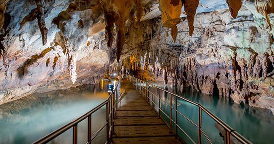 Aggitis Cave
