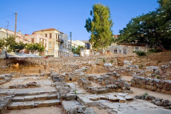 Chania, Crete (Archeological Site Crete)